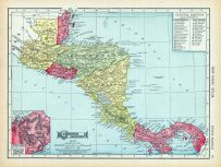 Page 111 - Central America, World Atlas 1911c from Minnesota State and County Survey Atlas